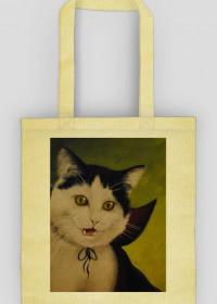 "Torba ""Hrabia Kiciula""/Bag ""Kitty Count"""