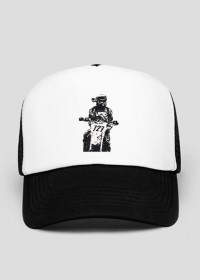 Enduro Warrior Rider Cap