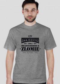 Koszulka męska Złom