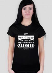 Koszulka damska Złom
