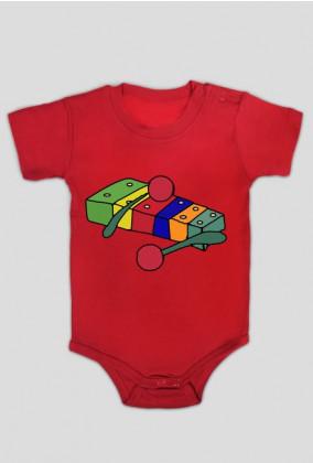 Body niemowlęce Cymbałki