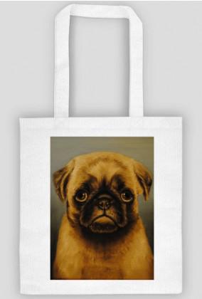 "Torba ""Mops""/Bag ""Pug-Dog"""