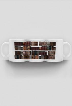 Książki - kubek