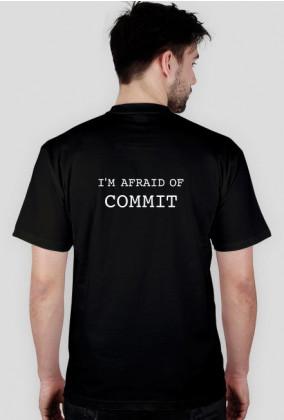 I'm afraid of Commit