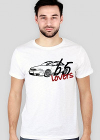 "Koszulka SLIM FIT ""b5 lovers"""