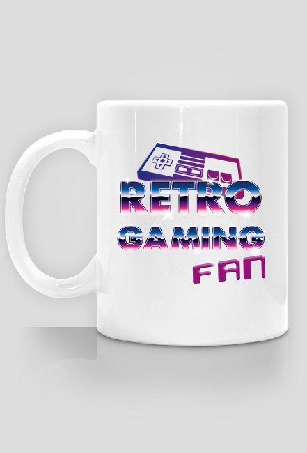 KUBEK RETRO GAMING FAN