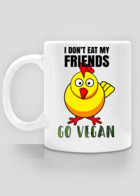 CHICKEN Friend - mug