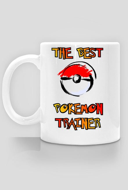 Kubek Pokemon Trainer
