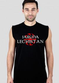 Bezrękawnik Lechistan Logo męski