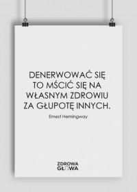 ZDROWIE - plakat