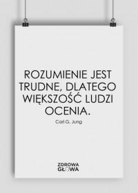 ROZUMIENIE - plakat