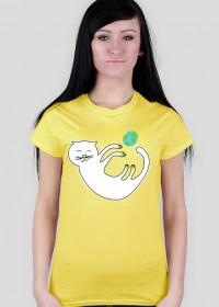 kotek koszulka women