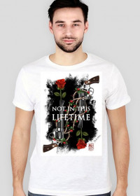 NOT IN THIS LIFETIME (biała,B&C Collection))
