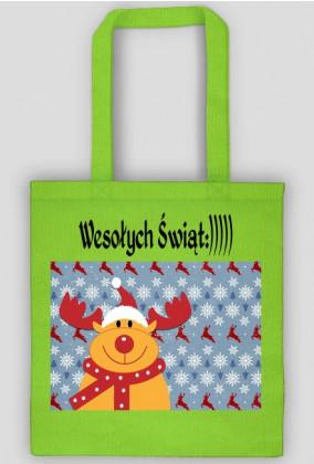świąteczna torba