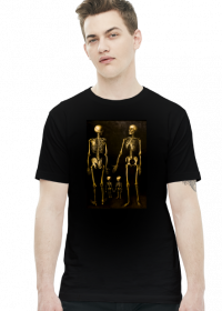 Koszulka z kościotrupami