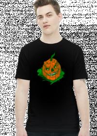 Koszulka dynia Halloween