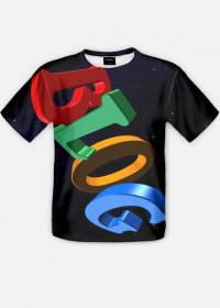 "Boom Koszulka Full Print ""Blog"""