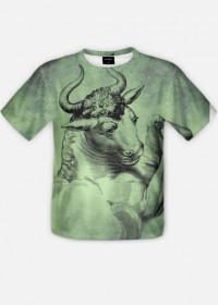 "Boom Koszulka Full Print ""Bull"""