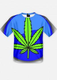 "Boom Koszulka Full Print ""Grass"""