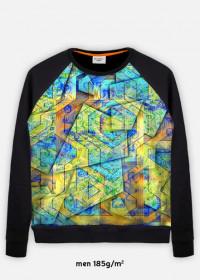 sEN kOSIARZA 2 Longsleeve - Lekka bluza męska Full Print