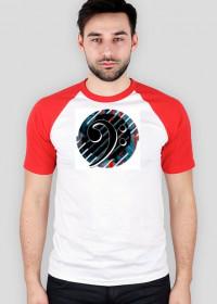 Klucz basowy B5 T-shirt Baseball