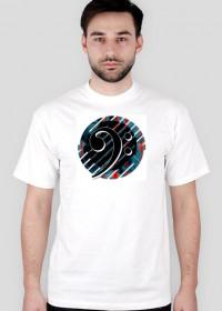 Klucz basowy Koszulka