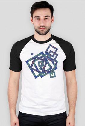 tHOUGHT M2 Men's t-shirt Baseball
