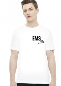 EMS 2016 (t-shirt) ciemna grafika