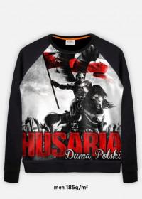 bluza z nadrukiem Husaria III