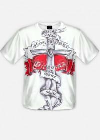 koszulka z nadrukiem BHO