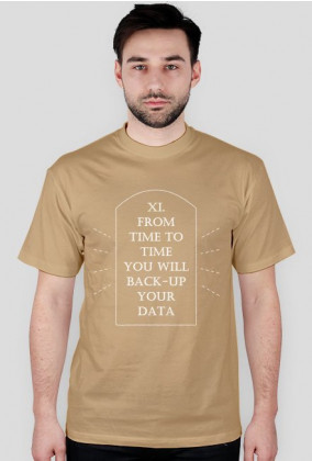 god said you will back-up your data men premium god said you will back-up your data men standard