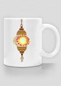 Lampa arabska. Kubek