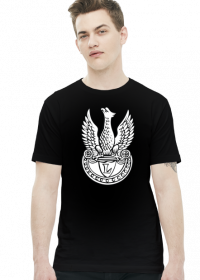 Koszulka z orłem Legionów Polskich