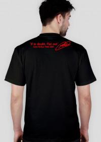 Koszulka If in doubt ...