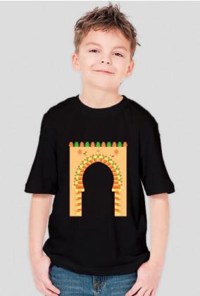 Brama do medyny. Koszulka chłopięca