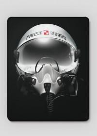 """AeroStyle - podkładka pod mysz, hełm pilota """"Falcon Riders"""""""