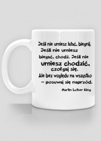 Kubek do kawy - Martin Luther King