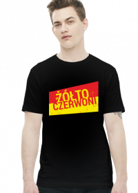 Koszulka: Jagiellonia Białystok - Żołto-Czerwoni