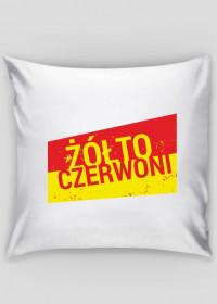 Poszewka: Jagiellonia Białystok - Żołto-Czerwoni