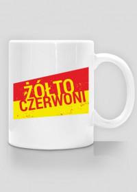 Kubek: Jagiellonia Białystok - Żołto-Czerwoni