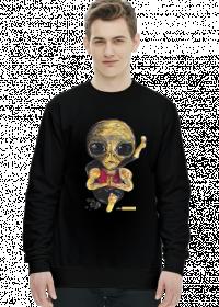 Bluza męska Alien Joga