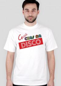 Koszulka - Czas na disco - Mężczyzna - Kolor