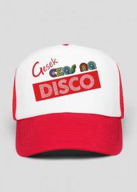 Czapka - czas na disco, 3 kolory