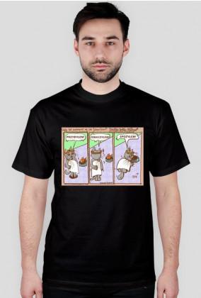 Koszulka Kot niczym Juliusz Cezar - NOWOŚĆ!