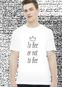 TO BEE (koszulka męska)