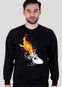 burnin' j sweatshirt