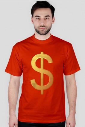 TS MĘSKI Dolar golden