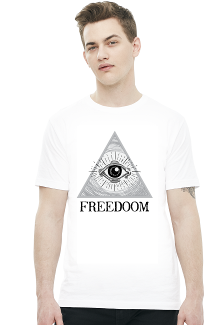 FREEDOOM - ♂ Biała