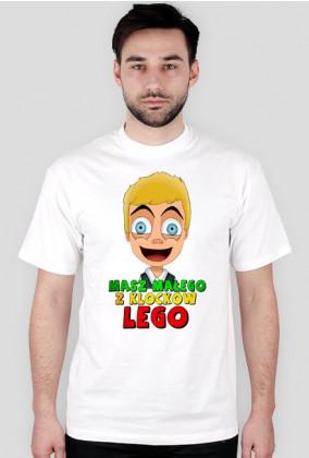 Masz małego z klocków LEGO