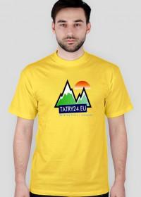 Koszulka Kocham Tatry i Zakopane